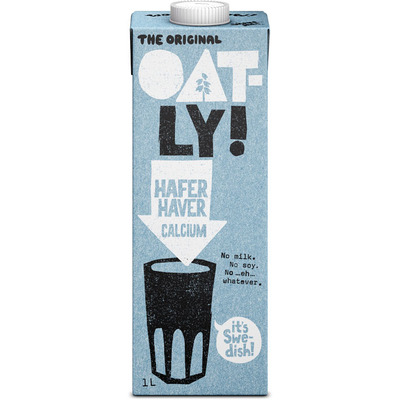 Oatly Haverdrank