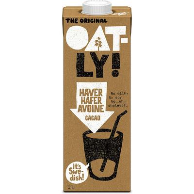 Oatly Haverdrank cacao