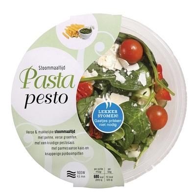 Ultra Fresh Ultra verse stoommaaltijd Pasta pesto
