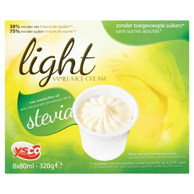 Ysco Dieet-Ijs Light Vanille