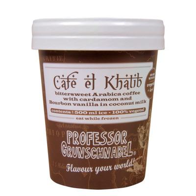 Prof Grunschnabel Cafe el khalib