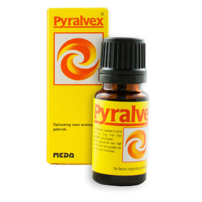 Pyralvex Oplossing
