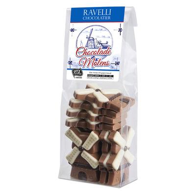 Ravelli Chocolatier Chocolade molens