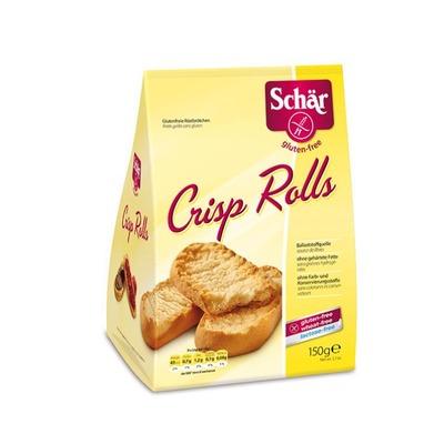 Schär Crisp Rolls 150 gram
