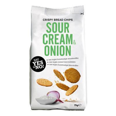 Van der Meulen Sour cream onion