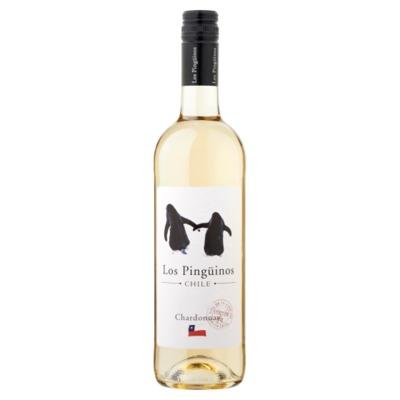 Los Pingüinos Chardonnay 75 cl.