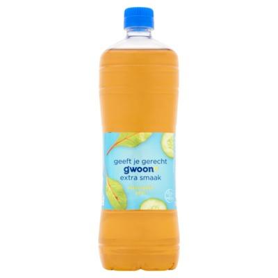 Huismerk natuurazijn geel 1 liter