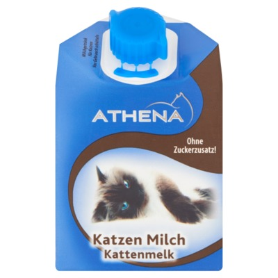 Athena kattenmelk 200ml