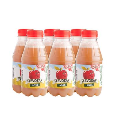 Flevosap appel 33 cl. 6-pack