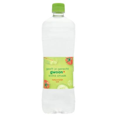 Huismerk natuurazijn wit 1 liter