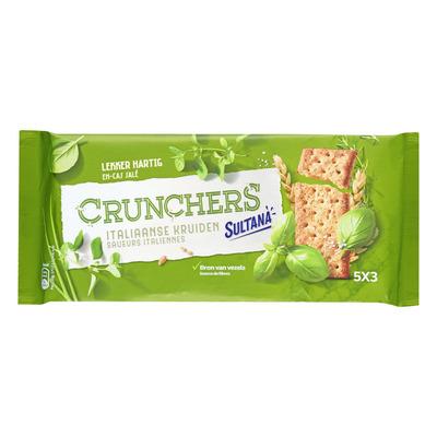 Sultana Crunchers Italiaanse kruiden