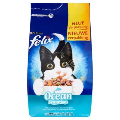 Felix Seaside Sensations met Zalm en Groenten