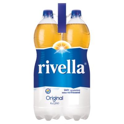 Rivella 4x 1.5 liter incl. €1,00 statiegeld