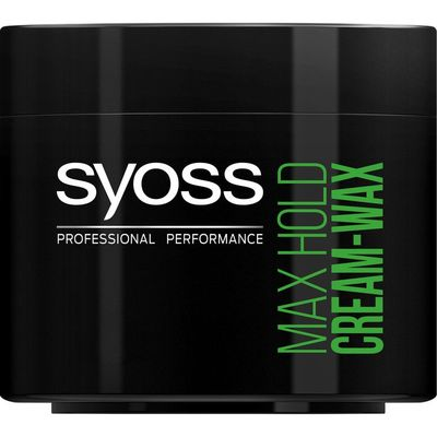 Syoss Styling max hold wax