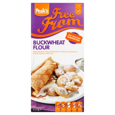 Peak's Free From boekweitmeel 500 gram
