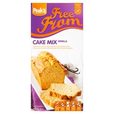 Peak's Free From cakemix 450 gram