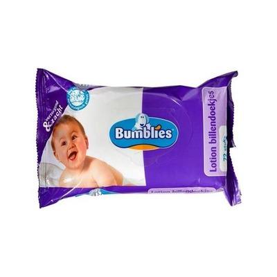 Bumblies babydoekjes 12x 72 stuks