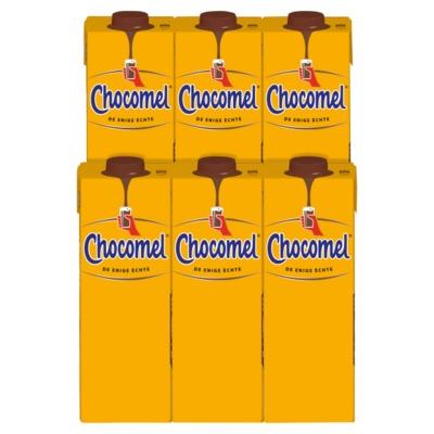 Chocomel doos 6x1 liter