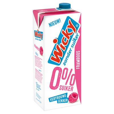 Wicky Framboos zonder suiker