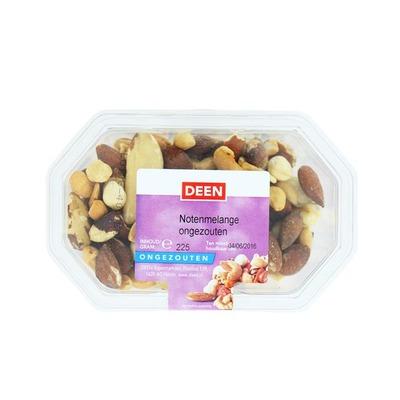 Huismerk notenmelange ongezouten 225 gram