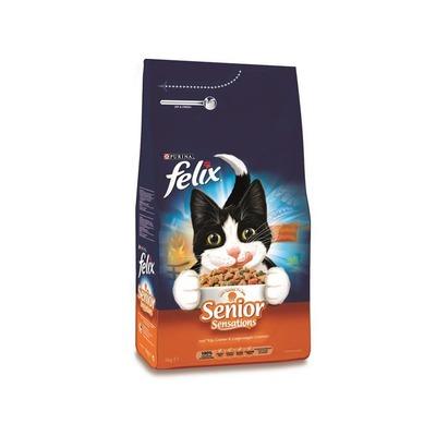 Felix Senior Sensations 4 kilo