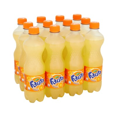 Fanta Orange 12x 50 cl.