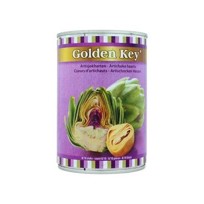 Golden Key artisjok harten 290 gram