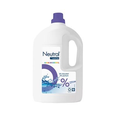 Neutral vloeibaar wasmiddel color 3 liter