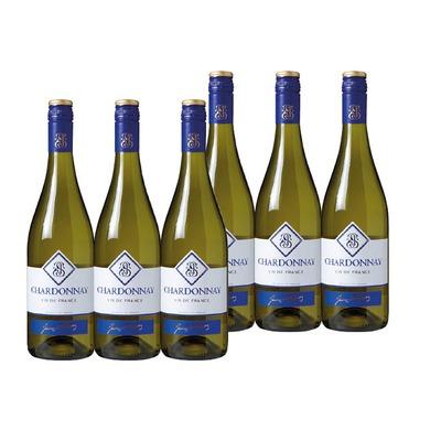 Jean Sablenay Chardonnay 6x 75 cl.