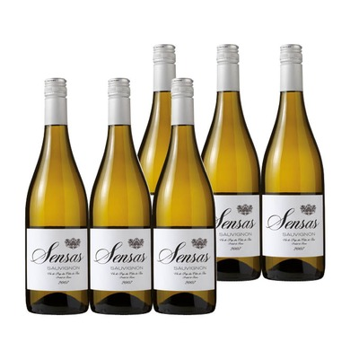 Sensas Sauvignon Blanc 6x 75 cl.