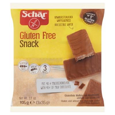 Schär snack 3-pack