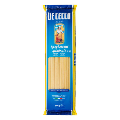 De Cecco Spaghettoni quadrati n° 413