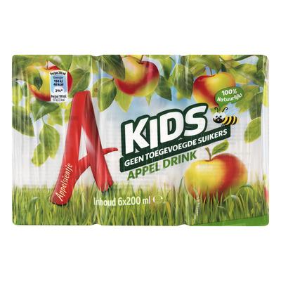 Appelsientje Kids appel 6-pack