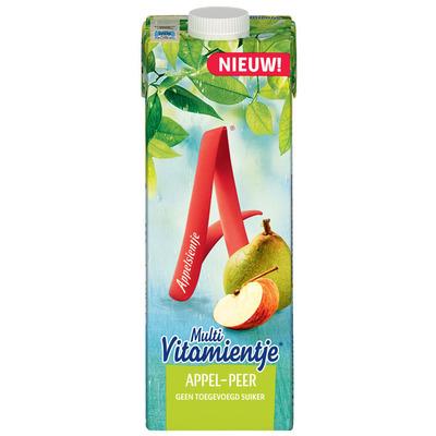Appelsientje Multi vitamientje appel-peer