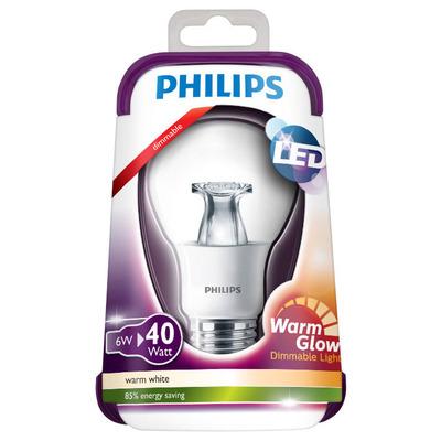Philips Ledlamp warmgeel dim 40W E27 220-240V