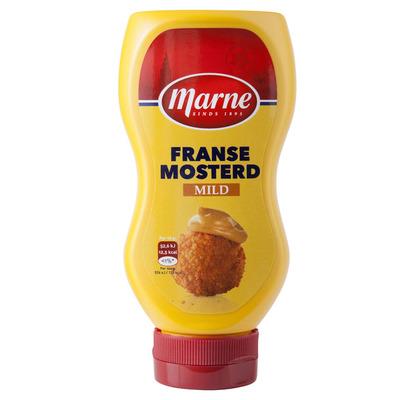Marne Franse mosterd mild