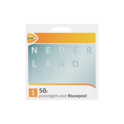 PostNL Nederland 1 50 Postzegels voor Rouwpost