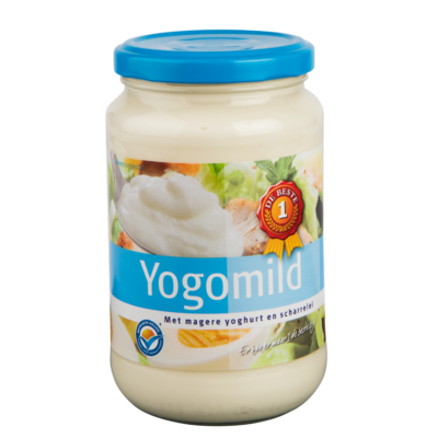 Huismerk Yogomild