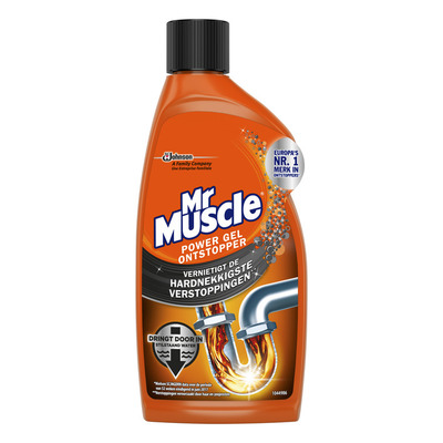 Mr Muscle Ontstopper