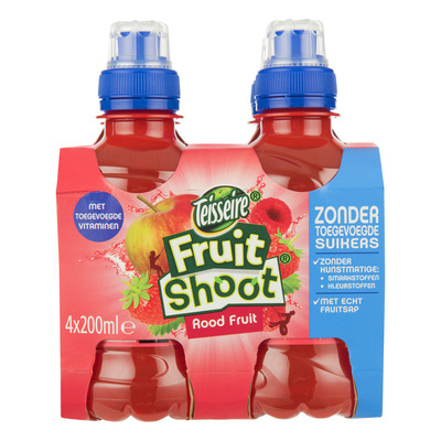 Robinsons Fruitshoot rood fruit