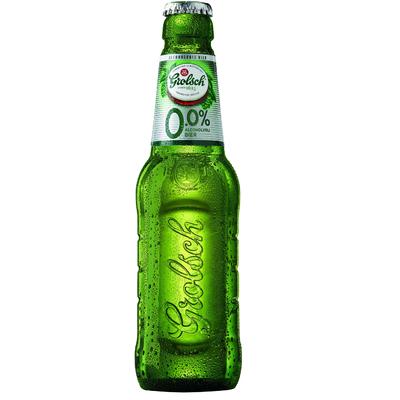 Grolsch 0.0%, Fles, 30 Cl