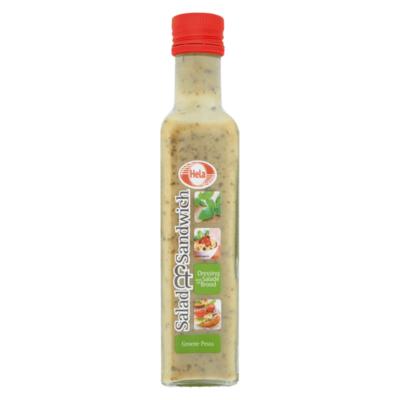 Hela Salad & Sandwich Groene Pesto Dressing