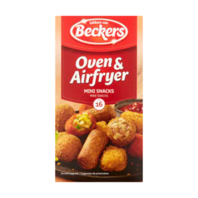 Beckers Oven Mini Snacks