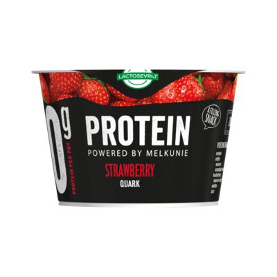 Melkunie Protein Kwark Aarbei