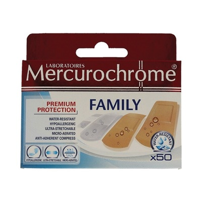 Mercuro Pleister Familie