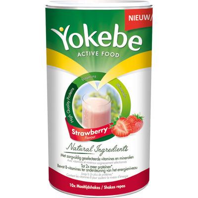 Yokebe Strawberry shake