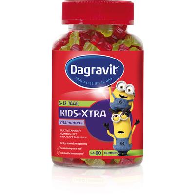 Dagravit Kids Xtra vitaminions 6+
