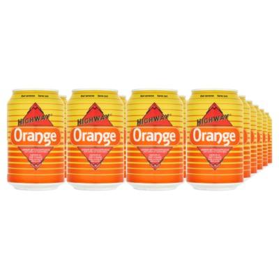 Highway orange 24x33 cl.