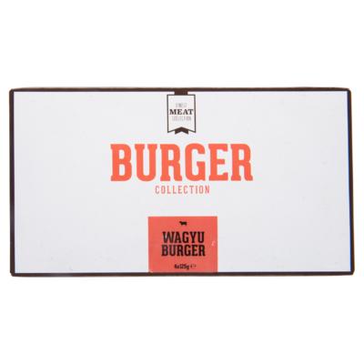 Finest Meat Collection Wagyu burger 4 stuks