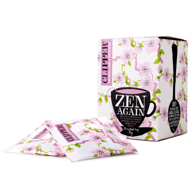 Clipper Zen again tea 1-kops